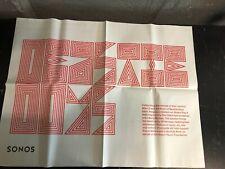 Beastie Boys Sonos Postergramme