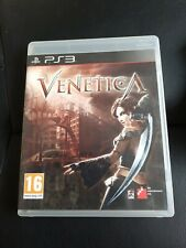PS3 Venetica (2010), UK Pal, used