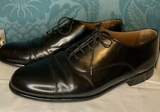 Clark's Bostonian Classics First Flex Mens Dress Oxford Leather Shoes Size UK 12