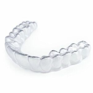 EVA Teeth Protector Mouth Guard Night Guard Mouth Trays For Stop Bruxism 2Pcs