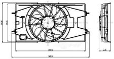 Engine Cooling Fan Assembly Global 2811568