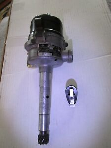 Ford Flathead V8 Mallory Dual Point Distributor Model ZB 247AX High performance