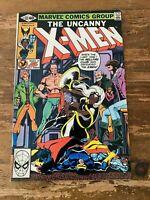 Uncanny X-Men #132, FN- 5.5, 1st Appearance Sage