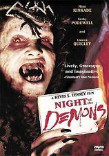 Night of the Demons (DVD, 2004)