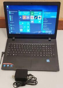 LENOVO Ideapad 110-15IBR Intel Celeron N3060 4GB RAM 320GB HDD BLUETOOTH WEBCAM