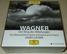 WAGNER-DER RING DES NIBELUNGEN-14xCD 2002-JAMES LEVINE-MET-LUDWIG-NEW & SEALED