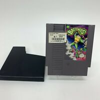 Battletoads Nintendo Entertainment System 1991 NES Authentic Polished Contacts