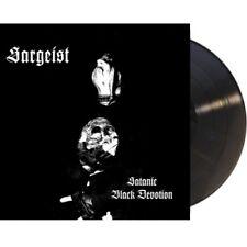 Sargeist-Satanic Black DEVOUEMENT LP, Horna SATANIC WARMASTER Finland