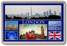 Aimants de Réfrigérateur 15 X Londre 6 Blue + 15 X Neuf Forêt + 15 X Southampton