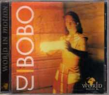 DJ BoBo - World In Motion - CDA - 1996 - Eurodance Axel Breitung Pray