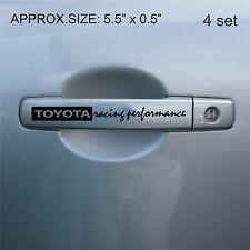 Racing Performance Design For Toyota Car Vinyl Decals/Stickers