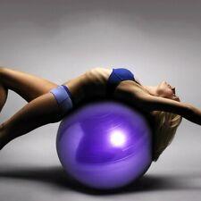 Ballon de gymnastique Anti-éclatement Ballon d'exercice 55cm Fitness sport gym
