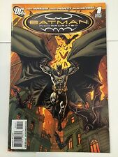 Batman Incorporated # 1 1:25 Variant Near Mint Condition NM
