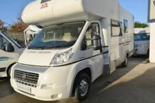 Fiat Motorhomes with 3