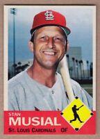 Stan Musial '63 St Louis Cardinals Monarch Corona Diamond Collection #8