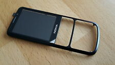 GUSCIO FRONTALE NOKIA 6700 Classic Nokia 6700c Nuovo & Originale Nokia - - > NERO!
