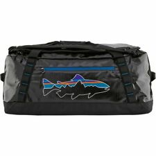 Patagonia Black Hole Duffel Bag 55L - Black w/Fitz Trout