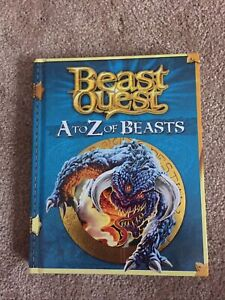Beast Quest: A to Z of Beasts by Adam Blade (Hardback, 2015)