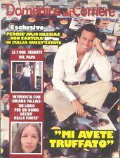 DOMENICA DEL CORRIERE N 28 - 11 LUGLIO 1979