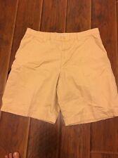 Columbia Men Casual Yellow Khaki shorts size 38
