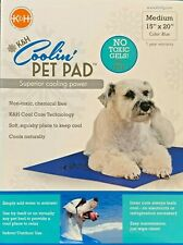 NEW K&H Coolin' Pet Pad Medium. Cool Bed for Cats or Dogs. 50cm x 38cm
