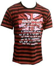 Punk Rock CAT PUNKS Streifen T-Shirt M Union Jack London Clubwear