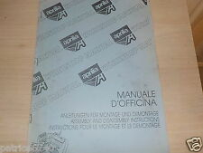 MANUEL REPARATION PHOTOCOPIE APRILIA MOTEUR MINARELLI 50.