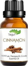 Tegut Cinnamon Bath Essential Oil Cinnamomum verum aka Dalchini (10 ml)free ship