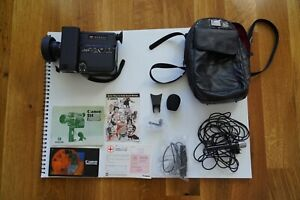 Canon Canosound 514XL-S, MOTOR WORKING, Great Condition, U.S. Seller, Super8 Cam