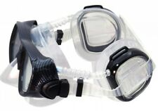 IST Pro Ear Scuba Diving Dive Mask AIDS Equalisation Prevent Infections -black