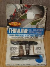 KOOL-STOP THINLINE BRAKE PADS KS-TLTB All Weather New NOS- Bicycle