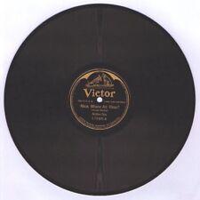 "10"" 78 RPM RECORD - VICTOR 17995 - McKEE TRIO (2 SONGS) (c. 1916)"