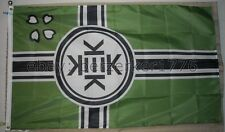 Peoples Republic of Kekistan Pepe the Frog 3'x5' Flag 4chan pol Praise Kek Trump