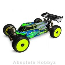 JConcepts Silencer - TLR 8ight-E 3.0 Clear Body - JCO0245