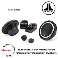 JL Audio C2-650 - 6.5 pouces (165 mm) 2-Way voiture composant de haut-parleur 450W