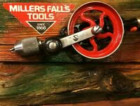 Millers Falls # 5 Cabinetmaker Drill & Display Stand    Excellent Condition