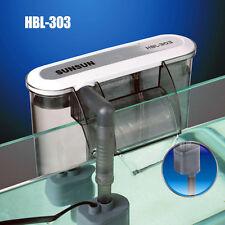 filtro de mochila cascada exterior externo sunsun hbl 303 350 L/H silencioso.
