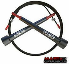 Jump Rope - Master Double Unders and Smash Your Workout - With Bonus Fitness Tra