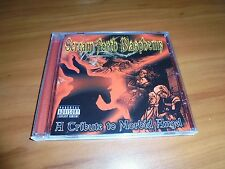 Scream Forth Blasphemy: A Tribute to Morbid Angel [PA] By Various (CD 2000) Used