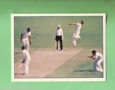 1985 SCANLENS CRICKET STICKER #51  GEOFF LAWSON, AUSTRALIA