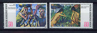 ALEMANIA BERLIN GERMANY 1982 MNH SC.9N474/75 Paintings