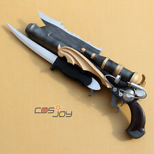 "Cosjoy 25"" Space Pirate Captain Harlock Captain Harlock PVC Cosplay Prop -0351"