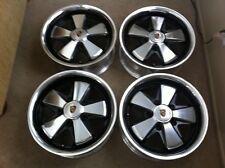 DEEP 6's Porsche Detailed  Fuchs Wheels with Hearts(Polished)  All DEEP 6 x 15