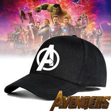 The Avengers 3 INFINITY WAR Hat Baseball Cap Black Adjustable Snapback