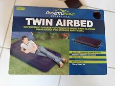adventure ridge essentials twin airbed