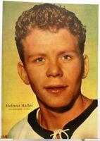 Helmut Haller + Fußball Nationalspieler DFB + Fan Big Card Edition B167 +