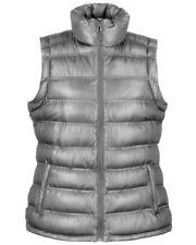 Abrigos y chaquetas de mujer de color principal gris talla L