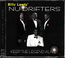 Billy Lewis Nu Drifters - Keep The Legend Alive / CD / NEU+OVP-SEALED!