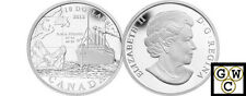 2012 'RMS Titanic' Proof $10 Pure Silver Coin .9999 Fine (NT) (OOAK) (12978)