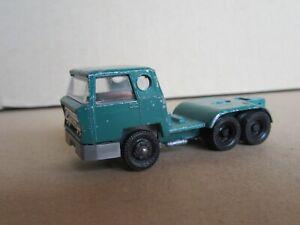 616Q Majorette France Tractor Bernard Tda 160 Repaint 1:100
